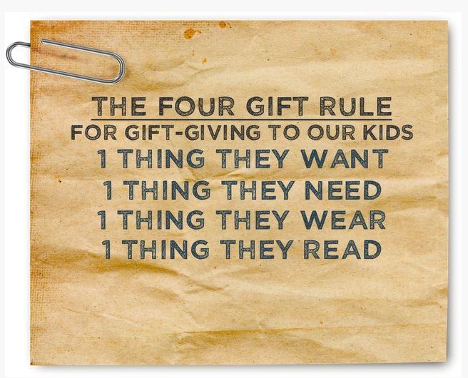 4 gift